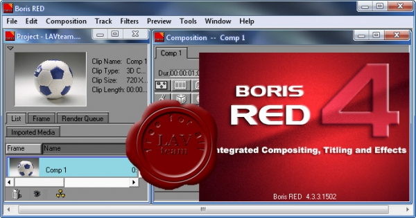 Boris FX Boris Red v4.3.3.1502