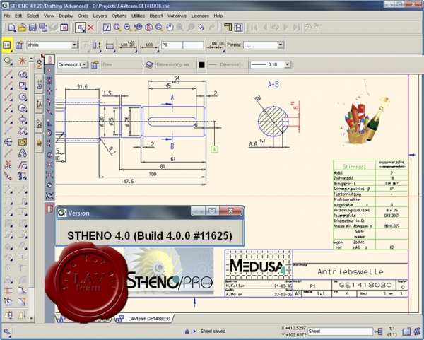 CAD Schroer Stheno/PRO Advanced v4.0.0.11625