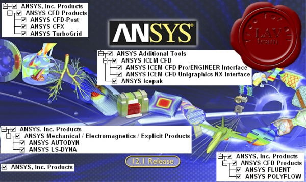 ANSYS add-ons for v12.1 part 2