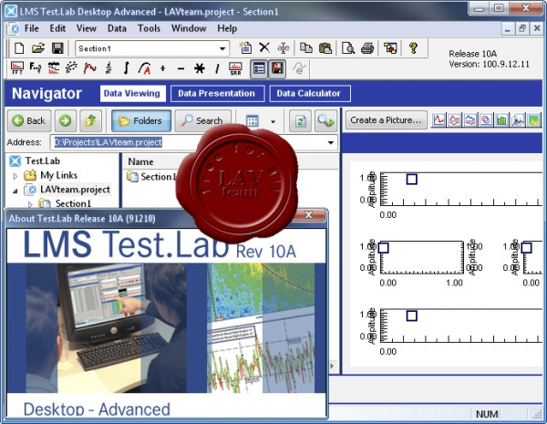 LMS Test.Lab Rev 10A v100.9.12.11