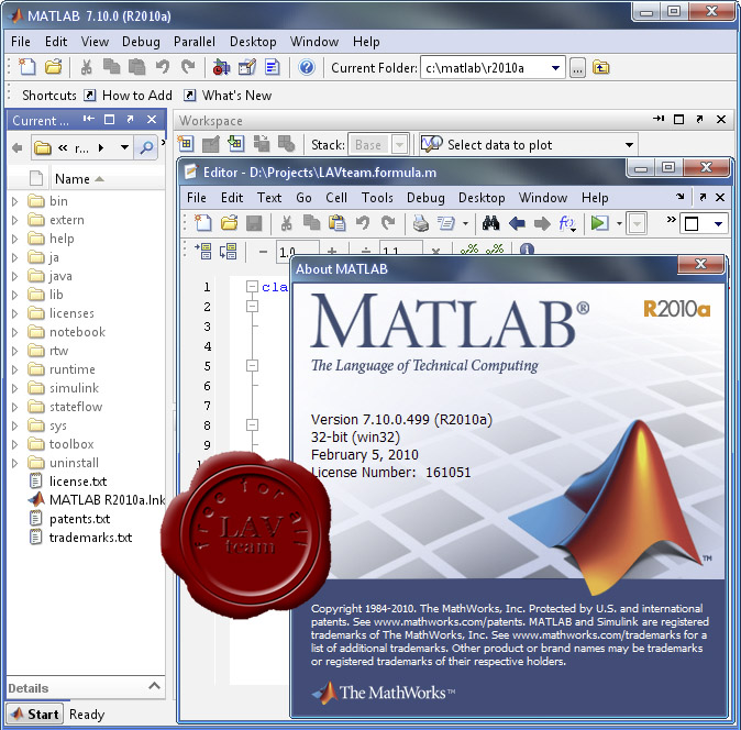 matlab 2010a torrent download