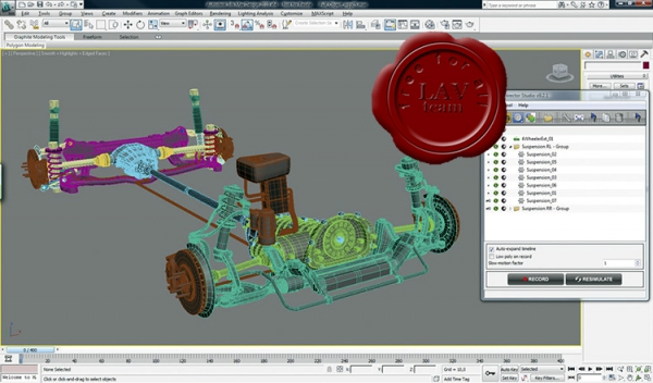 Craft Director Studio v10.1.2 for Autodesk Maya & 3ds Max