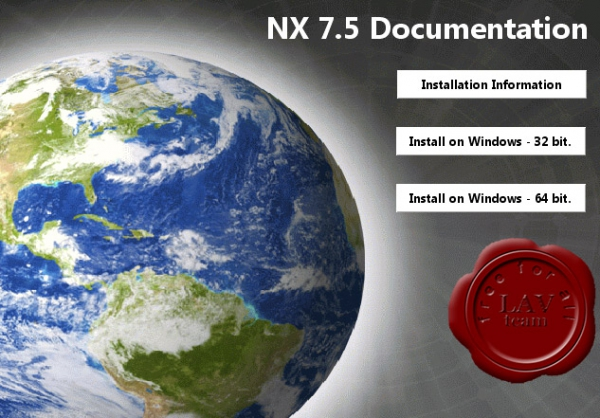 Siemens PLM Software UGS NX7.5 DOCUMENTATION
