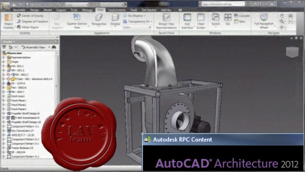 Autodesk Subscription Pack 2012