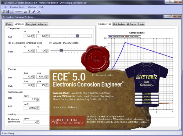 Intetech Electronic Corrosion Engineer v5.0