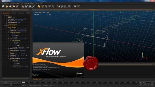 Next Limit XFlow 2012 build 86