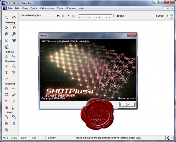 Orica SHOTPlus-i v4.88 build 2006