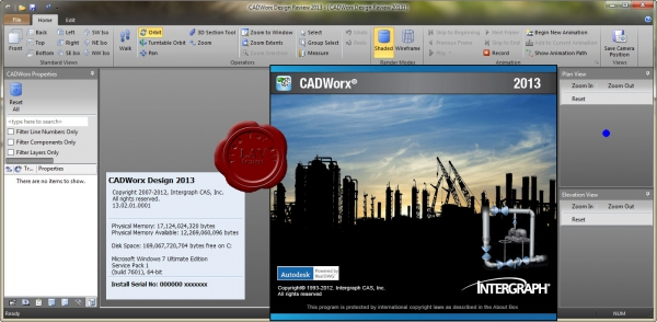 Intergraph CADWorx Design 2013 v13.02.01.0001