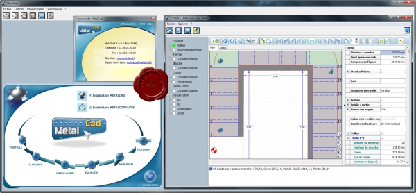 Media Softs MetalCad 2011 v3.4.0.2.2049