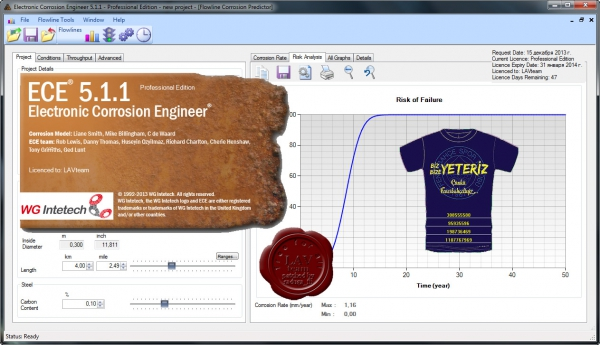 Intetech Electronic Corrosion Engineer v5.1.1