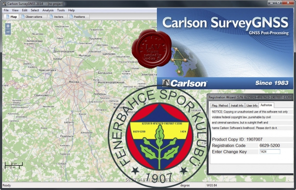Carlson SurveyGNSS 2014