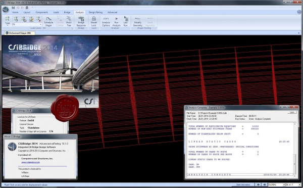 CSI Bridge 2014 v16.1.0