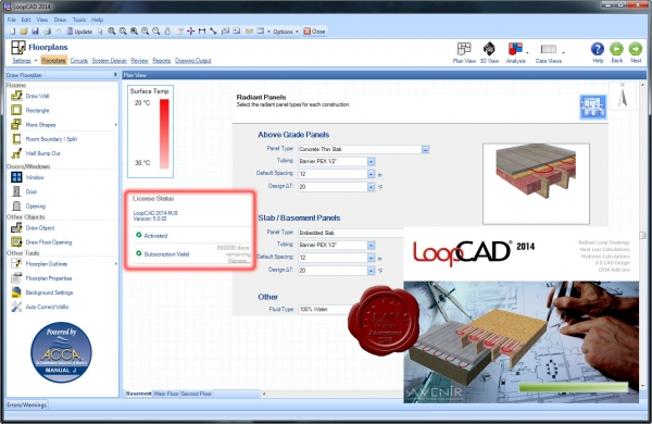 Avenir LoopCAD MJ8 Edition 2014 v5.0.03
