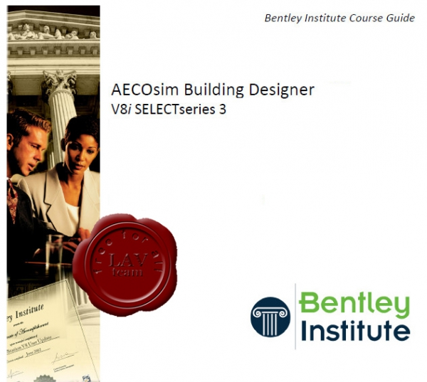 AECOsim Building Designer Training Courses