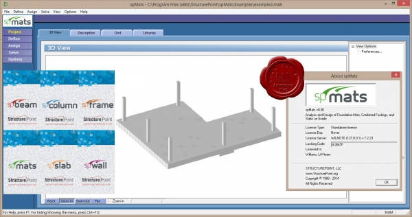 StructurePoint Concrete Software Solutions 2