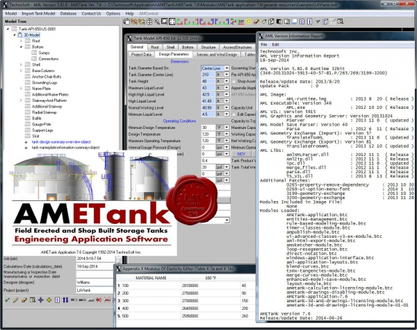 TechnoSoft AMETank v7.6