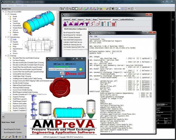 TechnoSoft AMPreVA v5.3