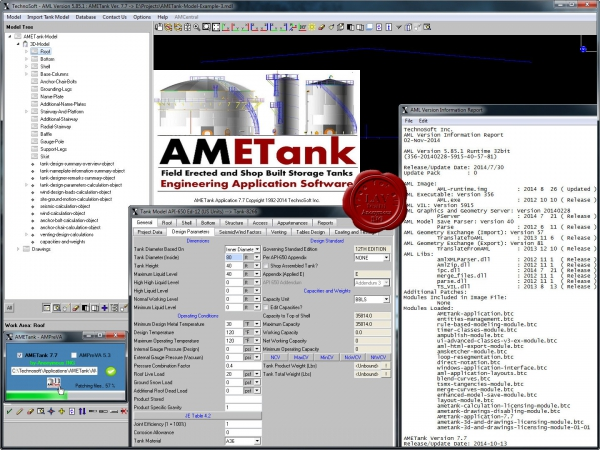 TechnoSoft AMETank v7.7