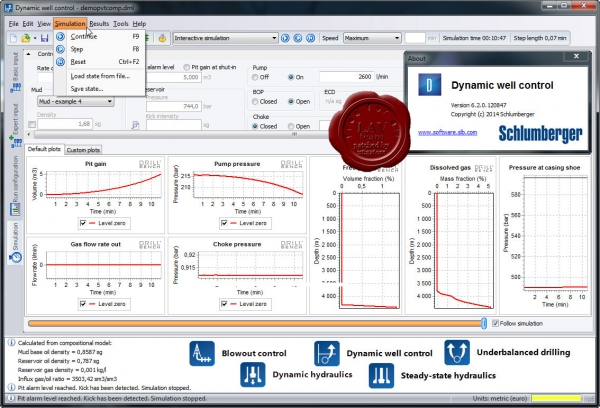 Schlumberger Drillbench v6.2.0.120847