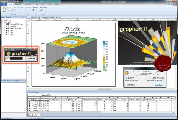 Golden Software Grapher v11.4.770