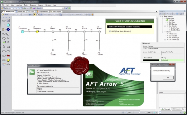 AFT Arrow v5.0.1111
