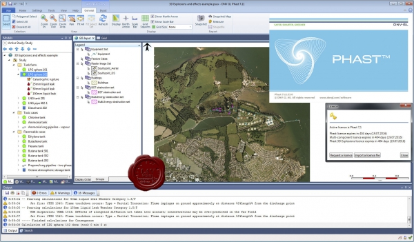 DNV GL AS Phast v7.11.33.0