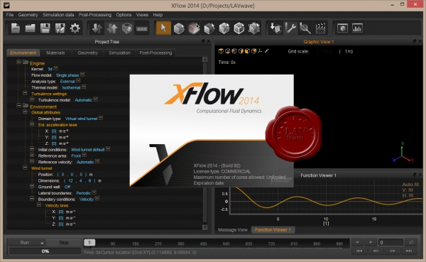 Next Limit XFlow 2014 build 92