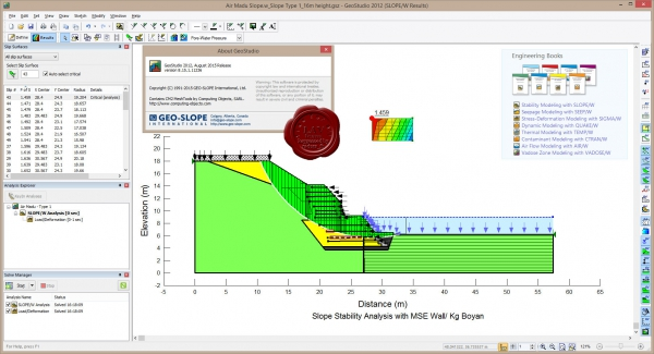 GEO-SLOPE GeoStudio 2012 v8.15.1.11236