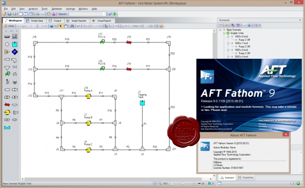 AFT Fathom 9 build 2015.09.01