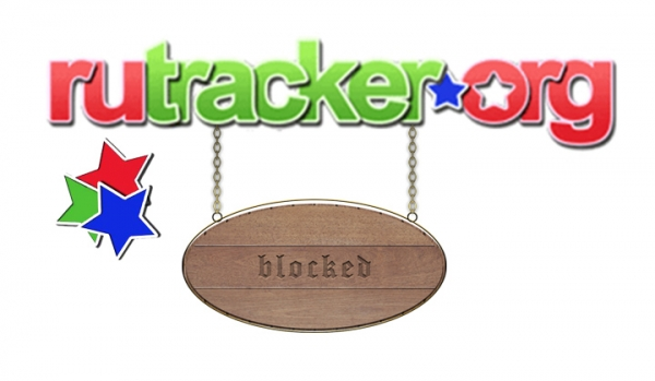Rutracker will be permanently blocked