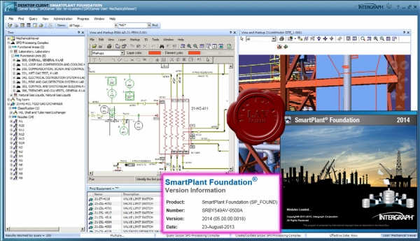 Intergraph SmartPlan Foundation 2014 v05.00.00.0018