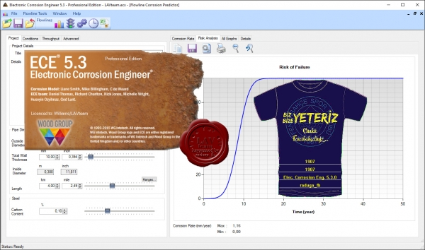 Intetech Electronic Corrosion Engineer v5.3.0