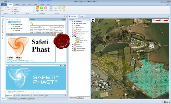 DNV GL AS Phast / Safeti Offshore v7.2.72.0