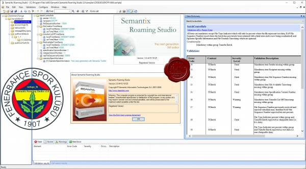 Semantix Roaming Studio v3.0.4419.19125