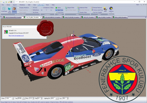 SimGarage 3DSimED3 v3.1h