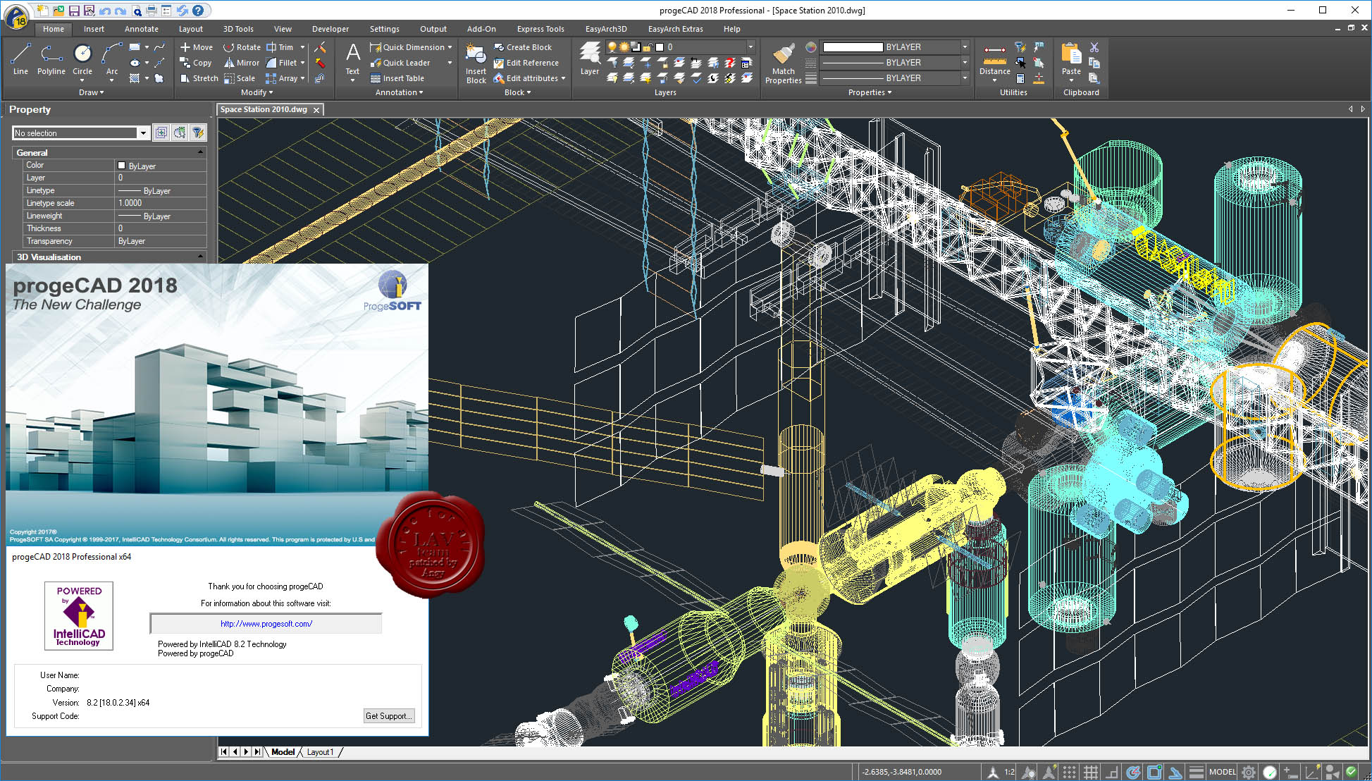 Where to buy progeCAD 2018 Professional width=