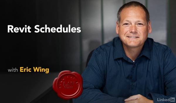 Eric Wing - Revit Schedules
