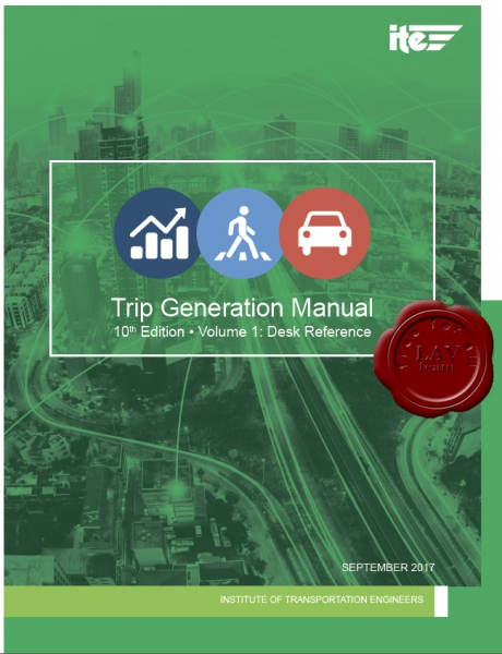 Trip Generation Manual 10th Edition