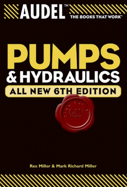 Audel Pumps & Hydraulics, 6th Edition