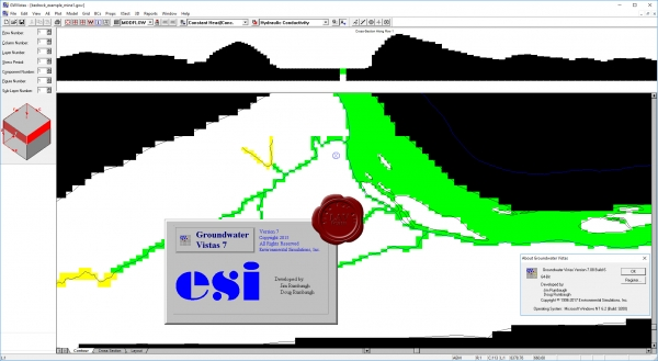 ESI Groundwater Vistas Premium v7.08 build 6