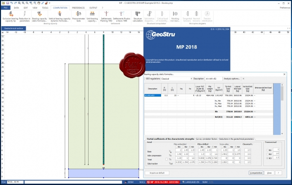 GeoStru MP 2018.16.2.9041