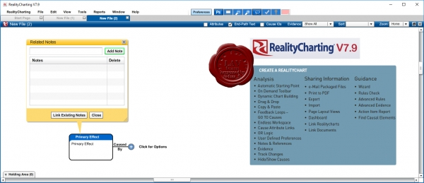 Apollonian Publications RealityCharting v7.9