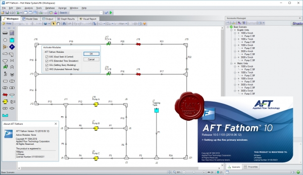 AFT Fathom v10.0.1103 build 2018.06.12