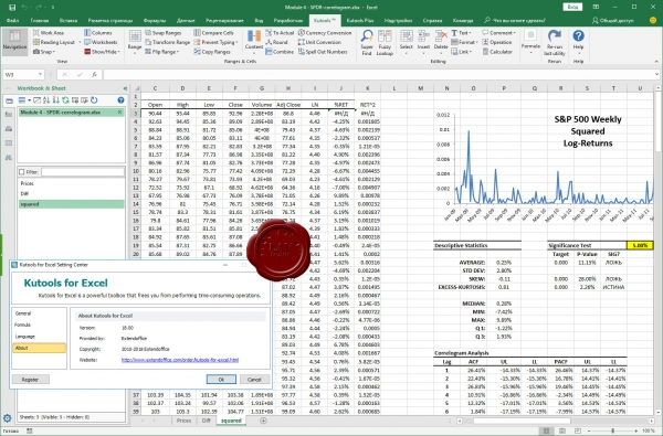 ExtendOffice Kutools for Excel v18.0