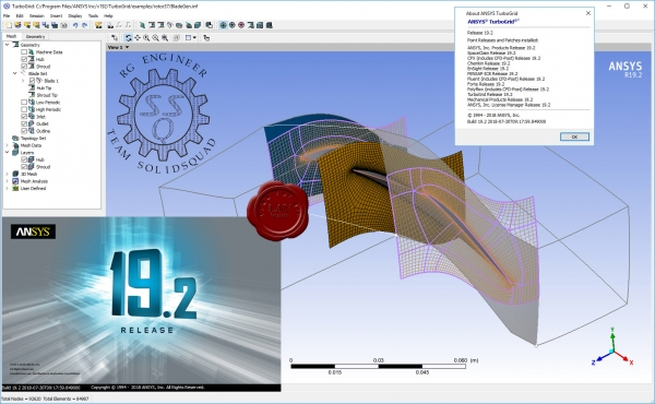 ANSYS products v19.2