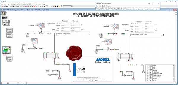 Andritz Automation IDEAS v6.0.0