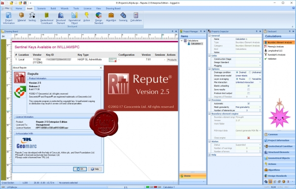 Geocentrix Repute v2.5 update 2 Enterprise Edition