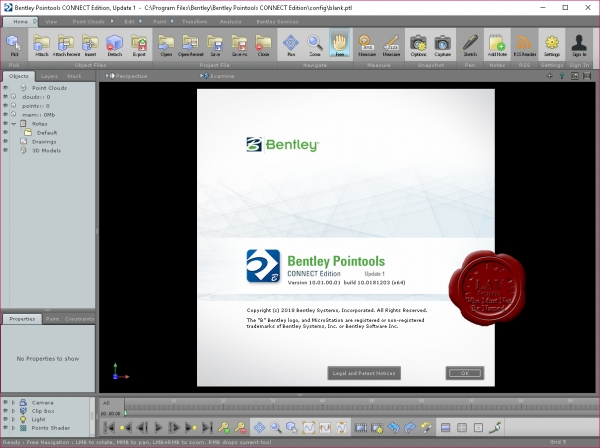 Bentley Pointools Connect Edition 10.01.00.01 Update 1