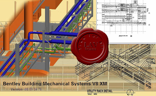 Bentley Building Mechanical Systems XM v08.09.04.76