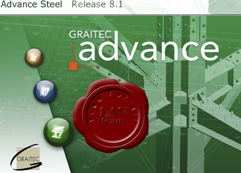 Graitec Advance Steel v8.1.2378 ISO